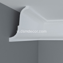 Polyurethane Plain Crown Mouldings